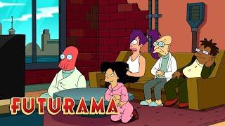 FUTURAMA | Season 8, Episode 9: Mama Fry | SYFY - SYFY