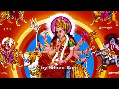 Jai Mata Di - Jai Jai Bolo Anande Ambe Maat / Amrit Vele [HD] (Pujaa.se )