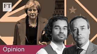 WRLD latest on Brexit with Lionel Barber and Janan Ganesh with pix - FINANCIALTIMESVIDEOS