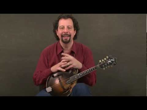 Mandolin Lessons:  Mike Marshall Speed and Stretching