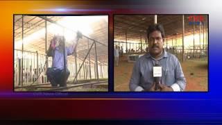 Stage set for Mahanadu at Vijayawada | CVR News - CVRNEWSOFFICIAL