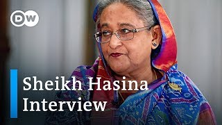 'Islam is a religion for peace': Interview with Bangladesh PM Sheikh Hasina - DEUTSCHEWELLEENGLISH