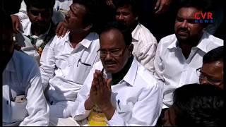 Motkupalli Narasimhulu arrested in Yadadri Dist | Protest Against Congress | CVR News - CVRNEWSOFFICIAL