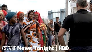 French Island Migration & Medicaid Gets Racial: VICE News Tonight Full Episode (HBO) - VICENEWS