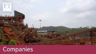 Goa's mining shutdown - FINANCIALTIMESVIDEOS