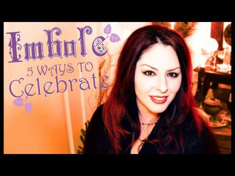 5 Ways to Celebrate Imbolc * Wheel of the Year ~ The White Witch Parlour