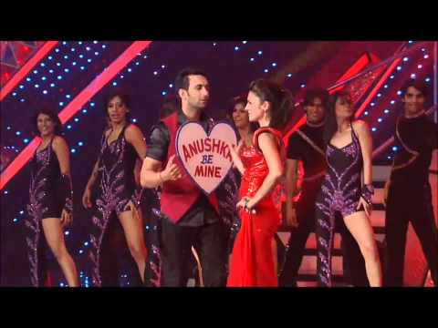 Anusha Sharma '& Nandish Sandhu Performance