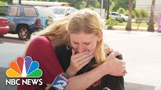 Santa Fe Student On School Shooting: 'I Was Scared For My Life' | NBC News - NBCNEWS