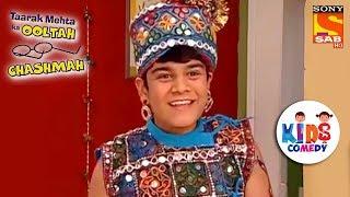 Tapu Sena Ready For Garba  | Tapu Sena Special | Taarak Mehta Ka Ooltah Chashma - SABTV