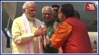 PM Modi आज आजमगढ़ से करेंगे Mission 2019 का आगाज़ - AAJTAKTV