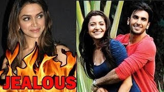 Deepika Padukone does not want Ranveer Singh and Anushka Sharma together??
