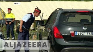 Spanish police search home of missing imam linked to Barcelona attack - ALJAZEERAENGLISH