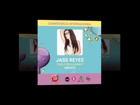 Jass Reyes - Cielo en llamas, representante de Mexico