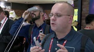 Первое знакомство с LG G5, 360 VR и 360 Cam на MWC2016