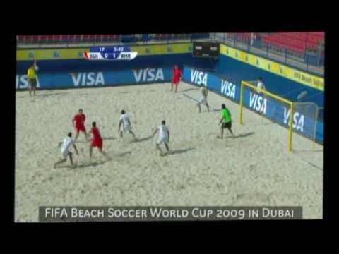 Strandfotball beste mål-VM 2009