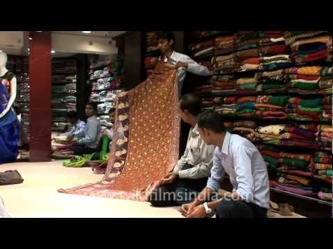 Saree shop in Vadodara