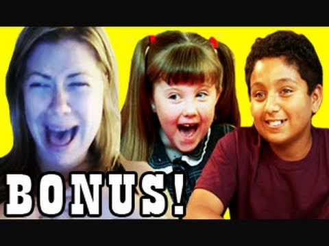 eHarmony Video Bio Bonus (Kids React #19)