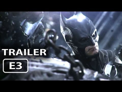 Injustice Trailer (E3 2012)
