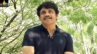 Nagarjuna about Sachin Tendulkar Movie | Sachin : A BillionDreams | Sri Balaji Video - SRIBALAJIMOVIES