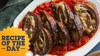 How to Make Beef Braciola | Food Network - FOODNETWORKTV