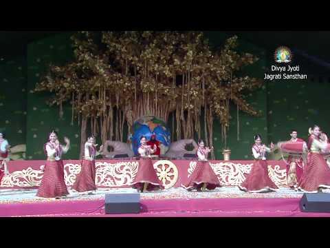 Ram Rajya Saakar Ho Uthe Dance @ DJJS   Shri Ashutosh Maharaj