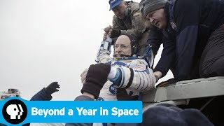 BEYOND A YEAR IN SPACE | Scott Kelly Returns to Earth | PBS - PBS