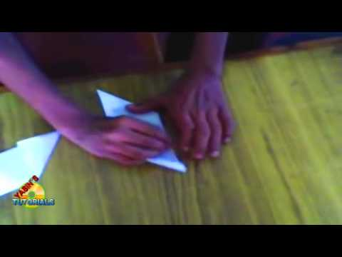 Paper origami star dailymotion