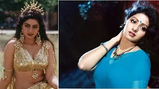 Sridevi Rare Photos | Actress Sridevi RARE & UNSEEN Photos | Remembering Sridevi - RAJSHRITELUGU