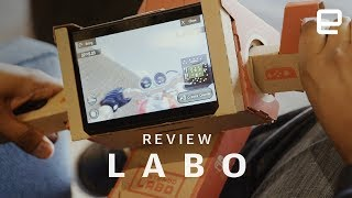 Nintendo Labo Review - ENGADGET