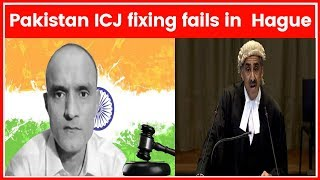 Sensational drama at Kulbhushan Jadhav case hearing in Hague, ICJ rejects Pak's adjournment request - NEWSXLIVE