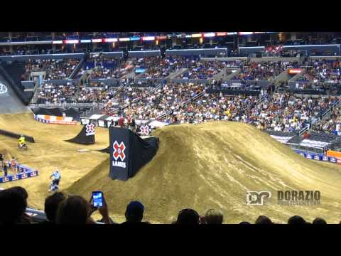 720 Rodeo CRASH Double Backflip Nac Nac First Front Flip Landed Front Flip 360 CRASH X Games 17 2011