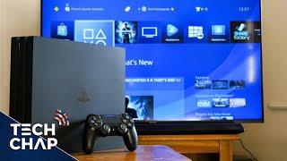 PS4 Pro SETUP & REVIEW (4K HDR)