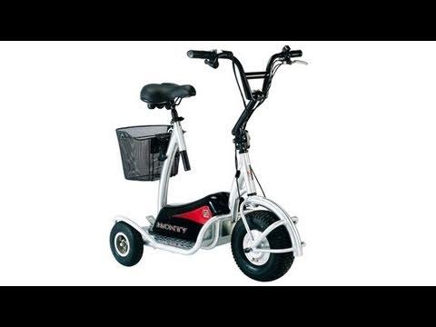 Comprar ebike triciclo eléctrico Monty DPIE 3 vehículo eléctrico y ecológico