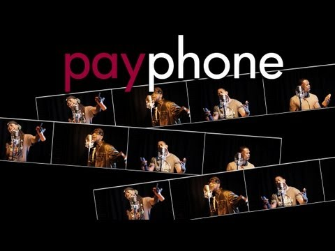 Payphone - Maroon 5 ft. Wiz Khalifa - Official Music Video Cover - AHMIR