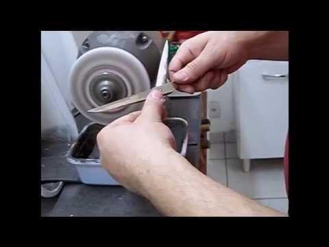 Como afiar tesoura de costura