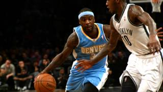 Ty Lawson's Sick Behind The Back Move On The Nets