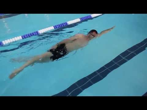 How to do front crawl side stroke