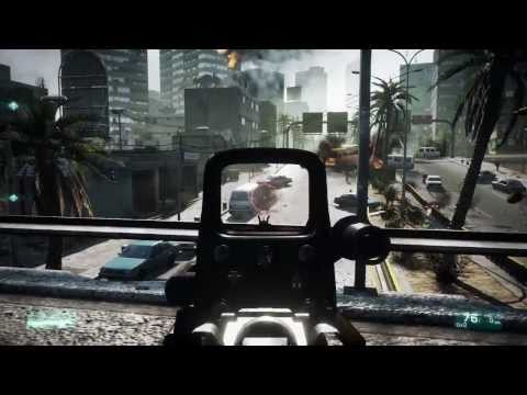 Exclusive Battlefield 3 Gameplay Full HD 1080p
