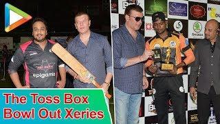 Aditya Pancholi Conducting The Toss Box Bowl Out Xeries | Season 1 - HUNGAMA