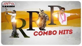 #RRR Combo Hit Songs Jukebox | Rajamouli | Rama Rao | Ram Charan - ADITYAMUSIC