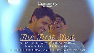The First Shot ll RunwayReel ll Latest Telugu Short Film from Nikhil RVS - YOUTUBE