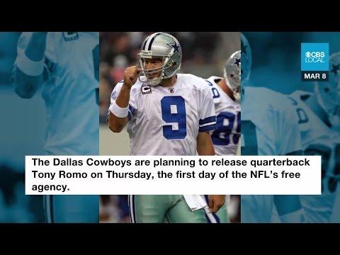 Cowboys Ready To Release Romo On Thursday