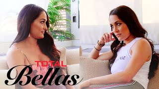Nikki Bella Outraged By Brie Pulling Out the Day Before Event | Total Bellas | E! - EENTERTAINMENT
