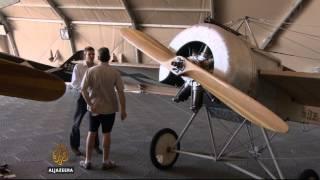 Australia commemorates birth of aerial combat - ALJAZEERAENGLISH