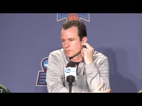 NCAA Tournament Paul Weir Press Conference