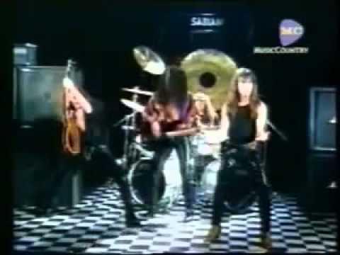 Rata Blanca - Mujer Amante(Video Original)