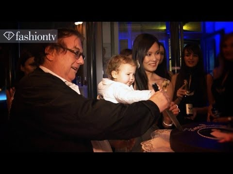 Launch Party of F Cafe Vienna | Michel Adam Birthday Party | 16th Anniversary Party | FashionTV