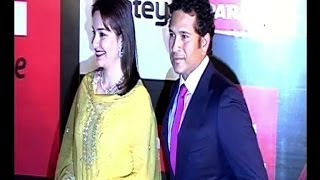 Sachin Tendulkar flags off Celebrity Cricket League - IANSINDIA