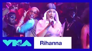 Rihanna's Greatest Moments In VMA History | 2017 Video Music Awards | MTV - MTV