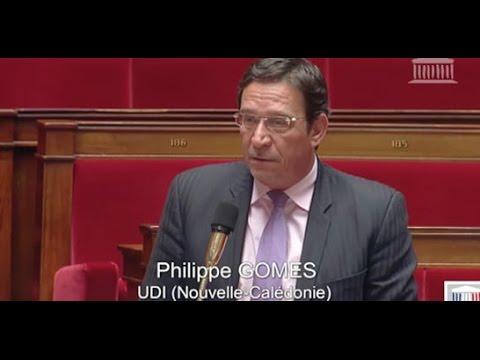 Budget des Outre-mer : Le député Philippe Gomès au soutien de la Polynésie   04 11 2014